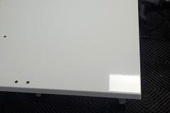 Oklejanie mebli drzwi reklama banery ulotki wizytówki rozklejanie
